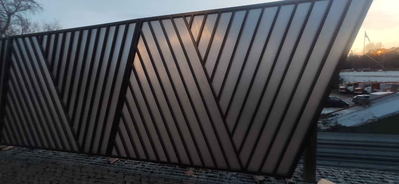 Декоративная сталь Tecdeco