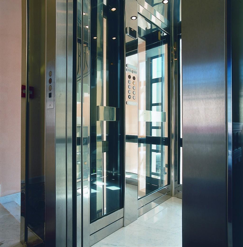 Металл для лифтов