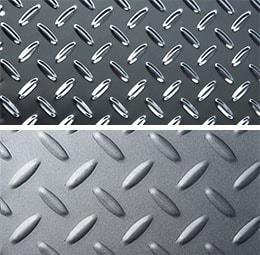 Рифленая нержавеющая сталь